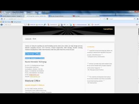 website design madurai