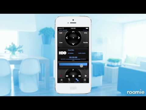Roomie Remote 2 -- iPad/iPhone Universal Remote Introduction