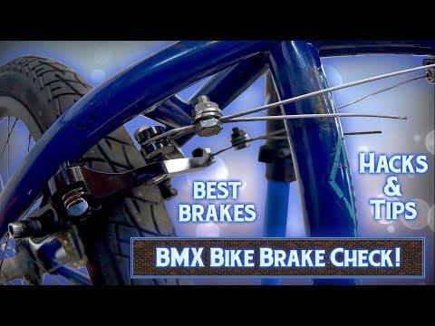 Ultimate BMX Brake Hack/Tip Guide - BMX Bike Brake Check