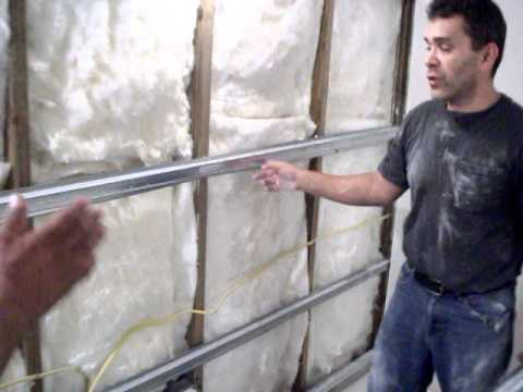 soundproofing a recording studio