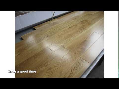 Solid Oak Flooring Rustic Uv Lacquered 18mm X 150mm Rustic Oak