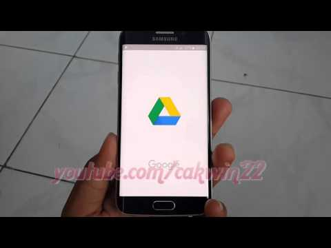 Google Drive for Android : How to Disable or Enable Encrypt Document