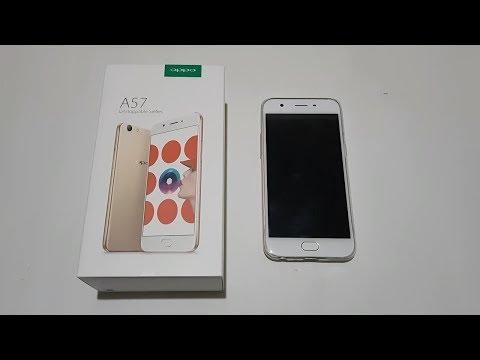 Oppo A57 re Unboxing & hands on