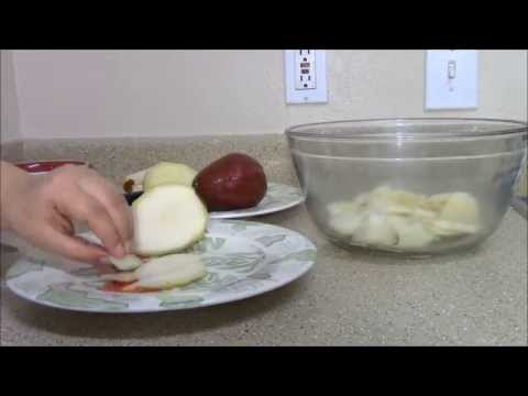 How To Bake a Homemade Pear Pie