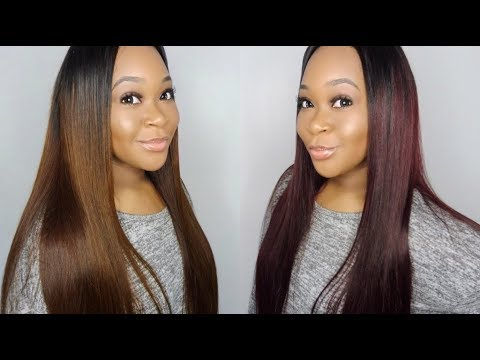 NO MORE SEW-INS! + MY 2 HAIR COLORS   Aliexpress MyDiva Hair & Ariel Hair Store