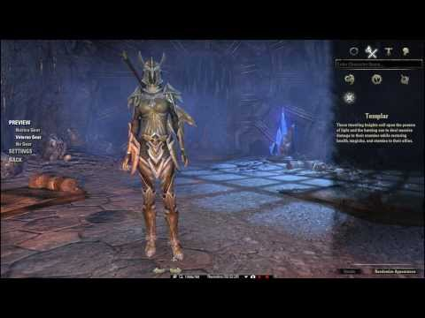 Elder Scrolls Online High Elf Armor Styles & Skills Tree Racial