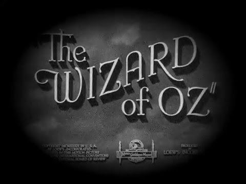 Wizard of Oz - Movie Trailer (Horror)