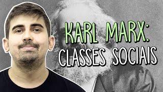 Karl Marx: Classes Sociais | Sociologia | Prof. Leandro Vieira