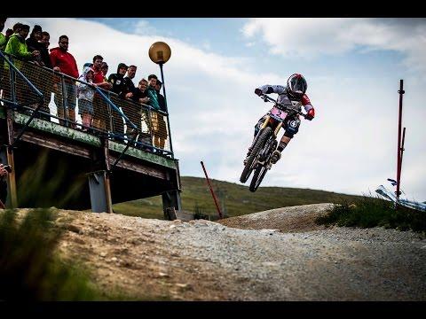 Downhill MTB in Scotland - UCI MTB World Cup 2014 Recap