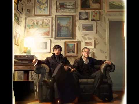 Sherlock tribute! Song-Sail/Everybody wants to rule the world mash up!