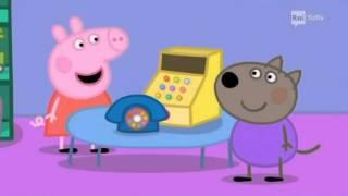 Peppa Pig Italiano S03e01 Tutti al lavoro!