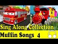 Wheels On The Bus Muffin Songs Collection 4 Children Nursery