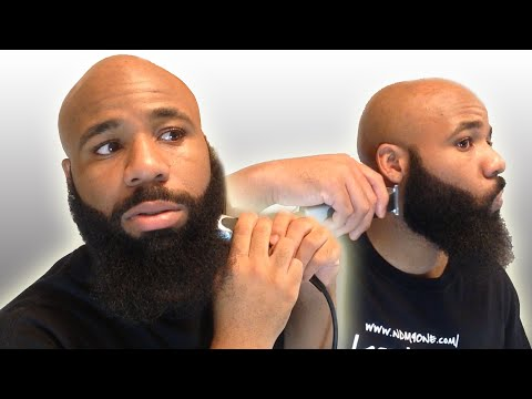 How To Trim Your Beard | Shape Up | Time Lapse!