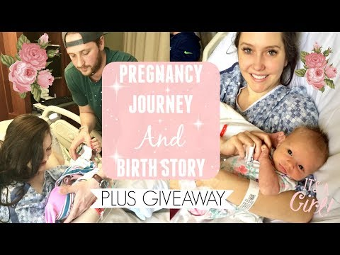 Pregnancy & Birth Story- Being pregnant alone, 2hr LABOR ALL NATURAL! +GIVEAWAY