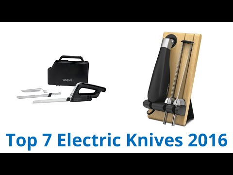 7 Best Electric Knives 2016