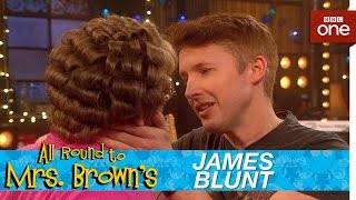James Blunt and Mammy