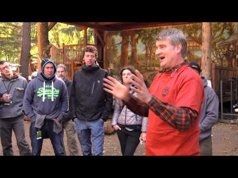 Pete Nelson Finding your Trees and Building the platform