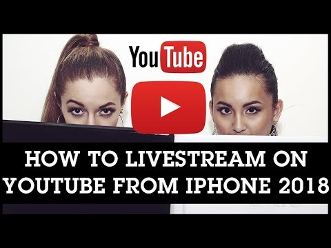 How To Livestream on YouTube From iPhone 2018: Simple Easy Instructions