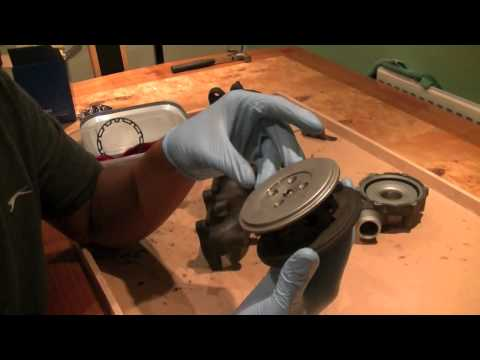 How to Rebuild a Turbo