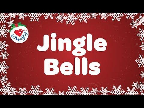 Jingle Bells with Lyrics   Kids Christmas Songs HD   Children Love to Sing