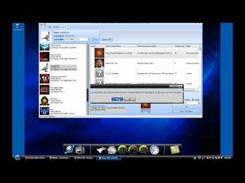 Profile Editor 2.02 Tutorial Xbox 360