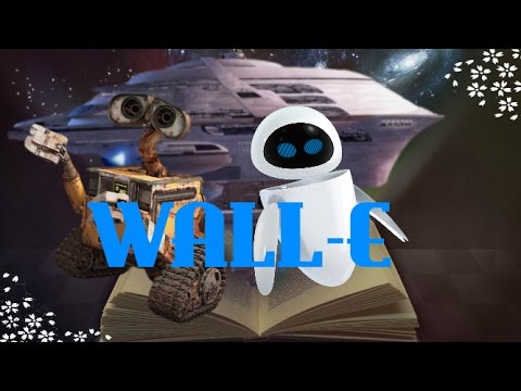 Down to Earth Story Book by Disney Story Time  Wall-E
