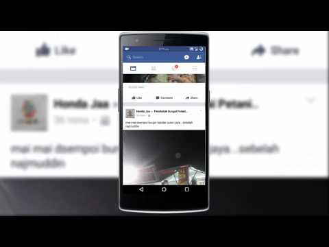 How To    Copy Link FB Profile Using Smartphone