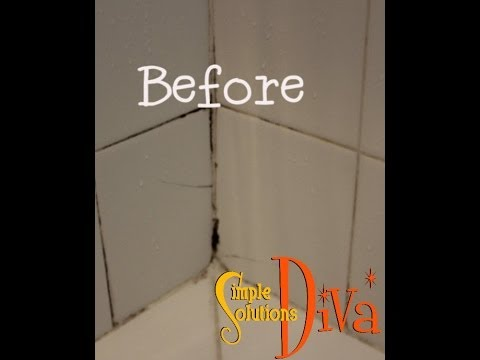 SimpleSolutionsDiva.com: Putting Pinterest To The Test-Grout Cleaning Made Easy?