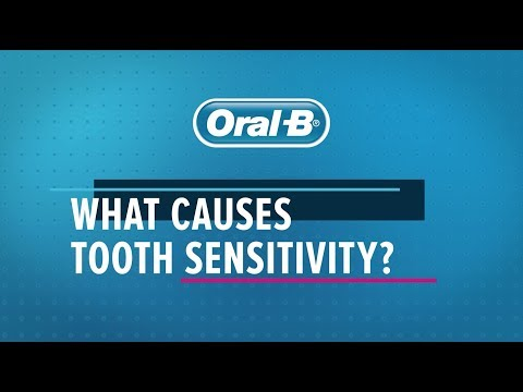 What Causes Tooth Sensitivity?   Oral-B