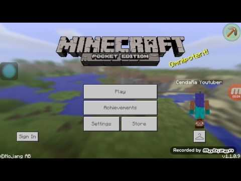 How to jump high in Minecraft pe