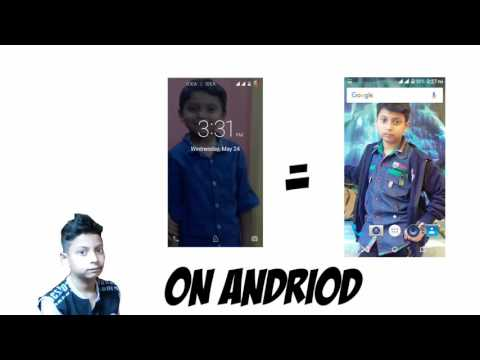 How to change lockscreen wallpaper on Android