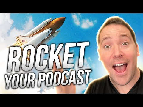 Podcasting Launch Strategy - Tips to Rocketing Your New Podcast Up iTunes Charts