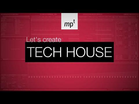 Ableton Live - LET'S CREATE: Tech House #techhouse #ableton