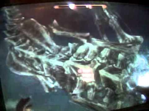 Skyrim flying dead dragon!!!!