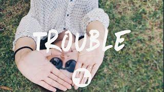 The Knocks - TROUBLE (Lyrics / Lyric Video) LIONE Remix