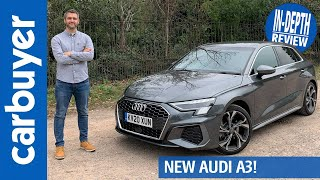 Audi A3 in-depth review - better than an A-Class or 1 Series?