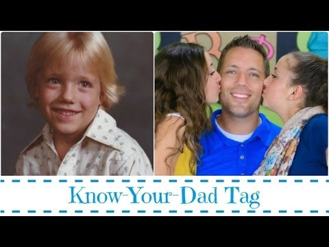 👔 Know-Your-Dad Tag | Father's Day Special 👔