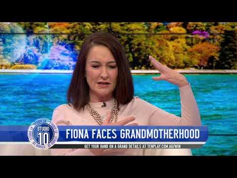 Fiona O'Loughlin Opens Up About Her Battles & Grandmotherhood | Studio 10