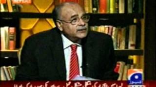 shehbaz sharif involved in raymond davis release exposed by najam sethi !!!