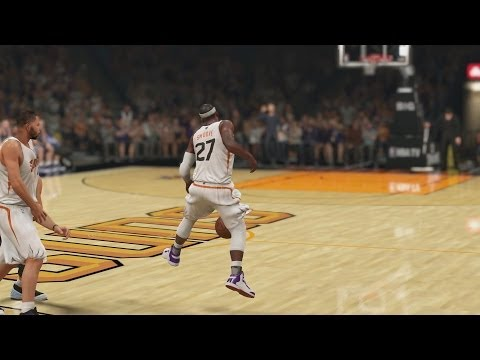 NBA 2K14 PS4 My Career - Last Time Coming Off the Bench!
