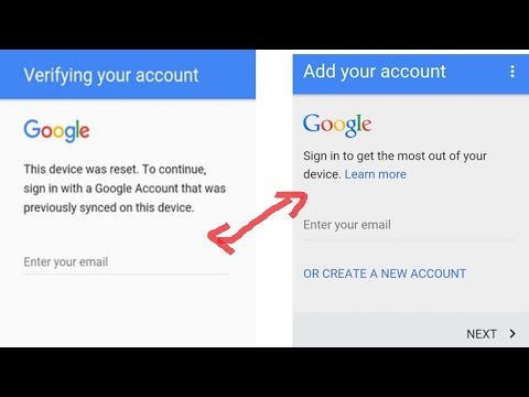 NEW Easy Way To Bypass Google Account Verification