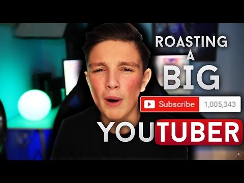 KID ROASTS A BIG YOUTUBER! 1 Million Subscribers+ (MORGZ DISS TRACK)