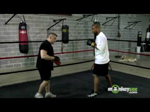 Basic Boxing Drills - The 1-2-3