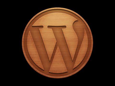 Install and Edit WordPress Theme