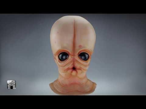 cantina band bith star wars 360 hd 1080p alien mask