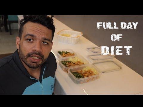 FULL DAY OF EATING FOR LEAN BULK