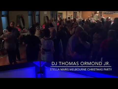 DJ Thomas Ormond Jr. - Gig Log 02.12.17
