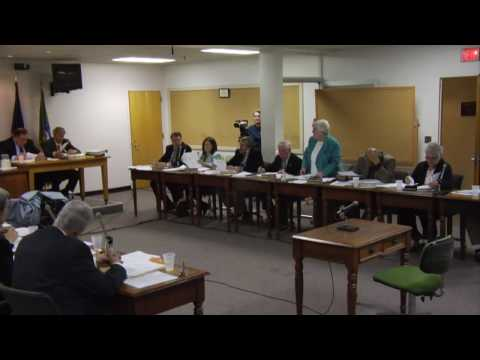 Keene City Council Votes to Take Houses