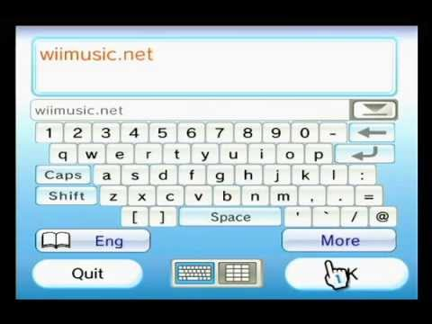 Internet Radio Streaming on the Wii - WiiMusic.net