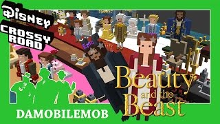★ Disney Crossy Road Beauty and the Beast Update (EXCLUSIVE IN-GAME FOOTAGE PREVIEW)